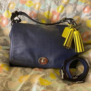Coach Romy Top Handle Bag 22386